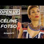 Céline Victoria Fotso Interview Open Up